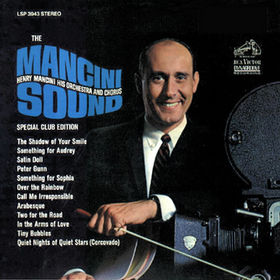 Buy vinyl artist% The Mancini Sound for sale