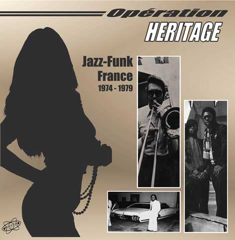 Buy vinyl artist% Operation Heritage - Jazz Funk de France for sale