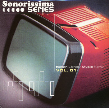 Buy vinyl artist% Sonorissima Series Vol1 for sale