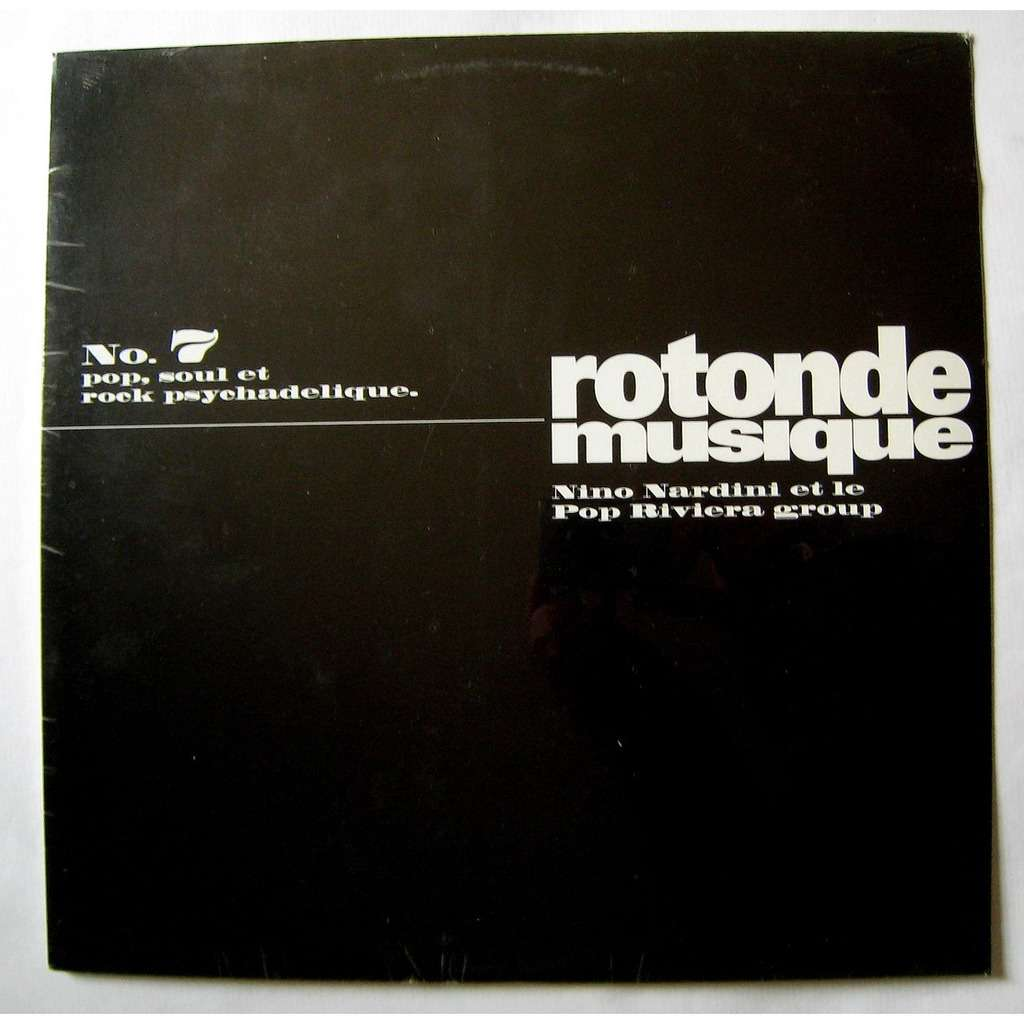 Buy vinyl artist% Rotonde Musique N°7 for sale