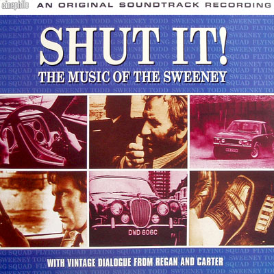 Buy vinyl artist% Shut It! The Music Of The Sweeney for sale