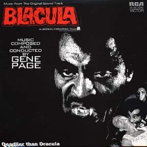 Buy vinyl artist% Blacula - Deadlier Than Dracula! for sale