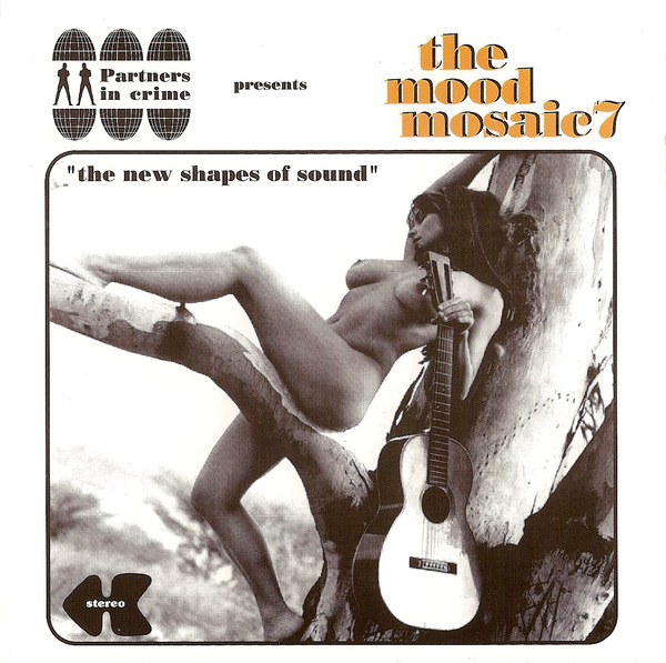 Buy vinyl artist% The Mood Mosaic Vol7 - The New Shapes Of Sound for sale
