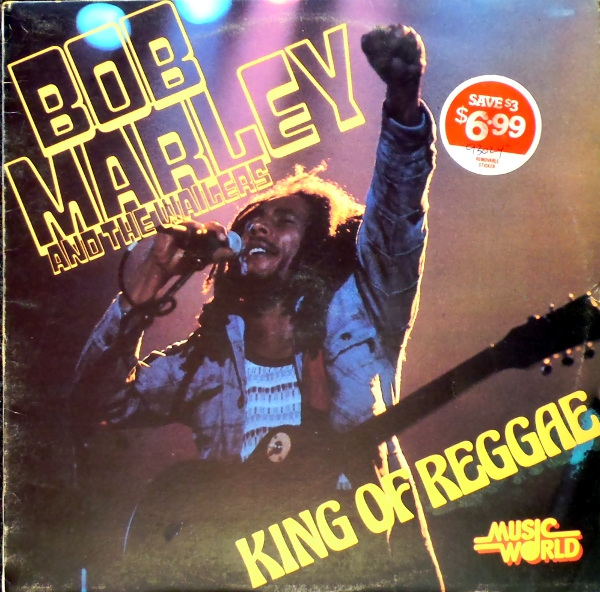 Buy vinyl artist% The King Of Reggae for sale