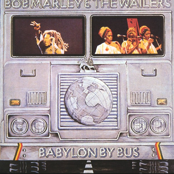 Acheter disque vinyle Bob Marley & The Wailers Babylon By Bus a vendre