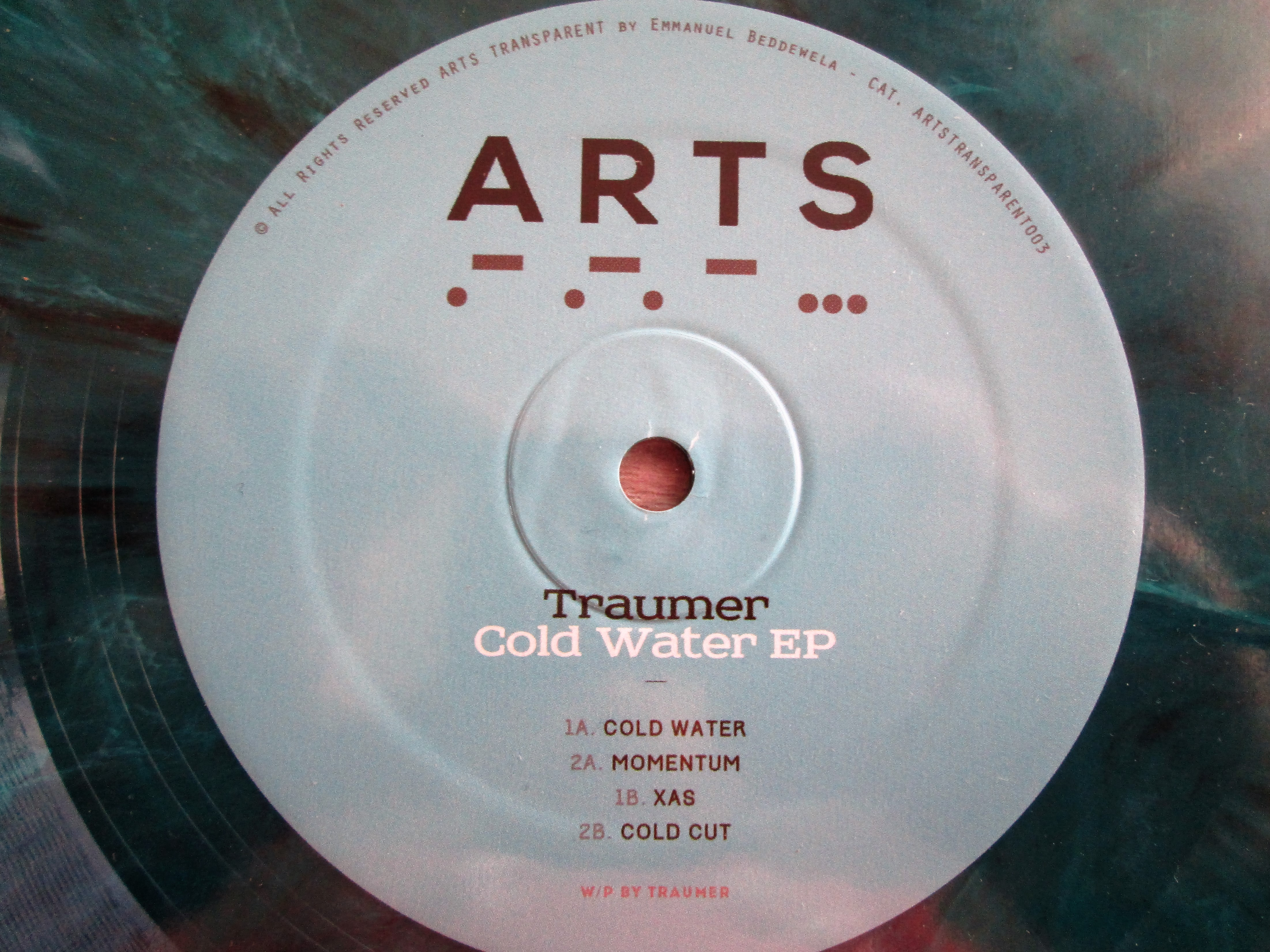 Buy vinyl artist% cold water ep for sale