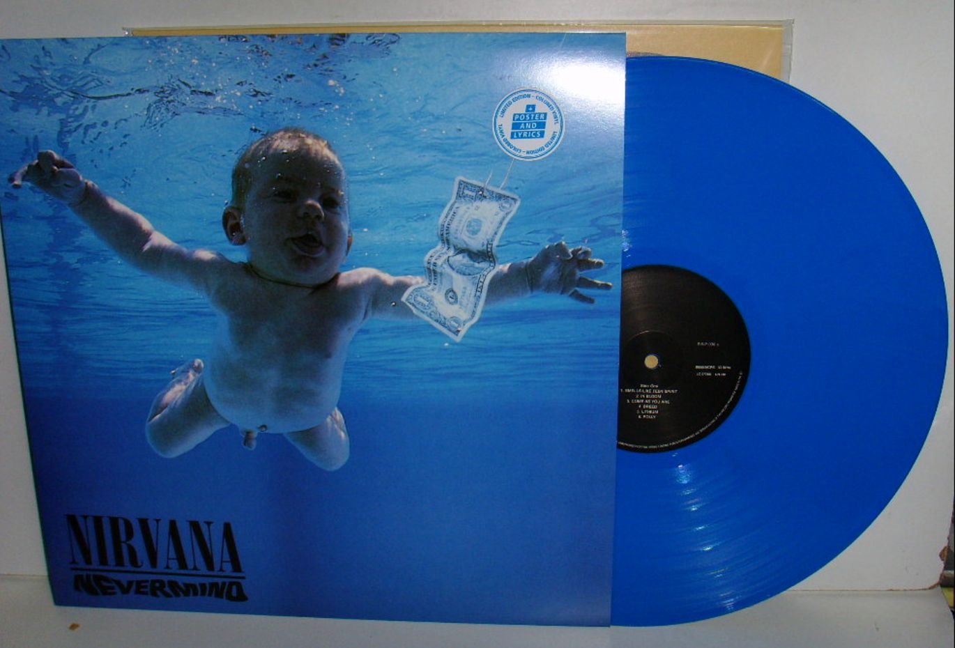 Buy vinyl artist% nevermind for sale