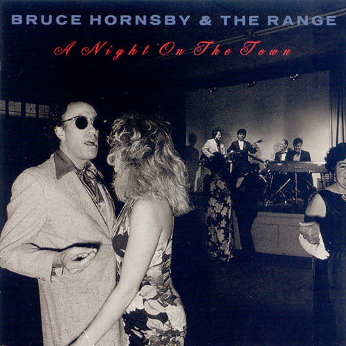 Acheter disque vinyle Bruce Hornsby & the Range A night on the town a vendre