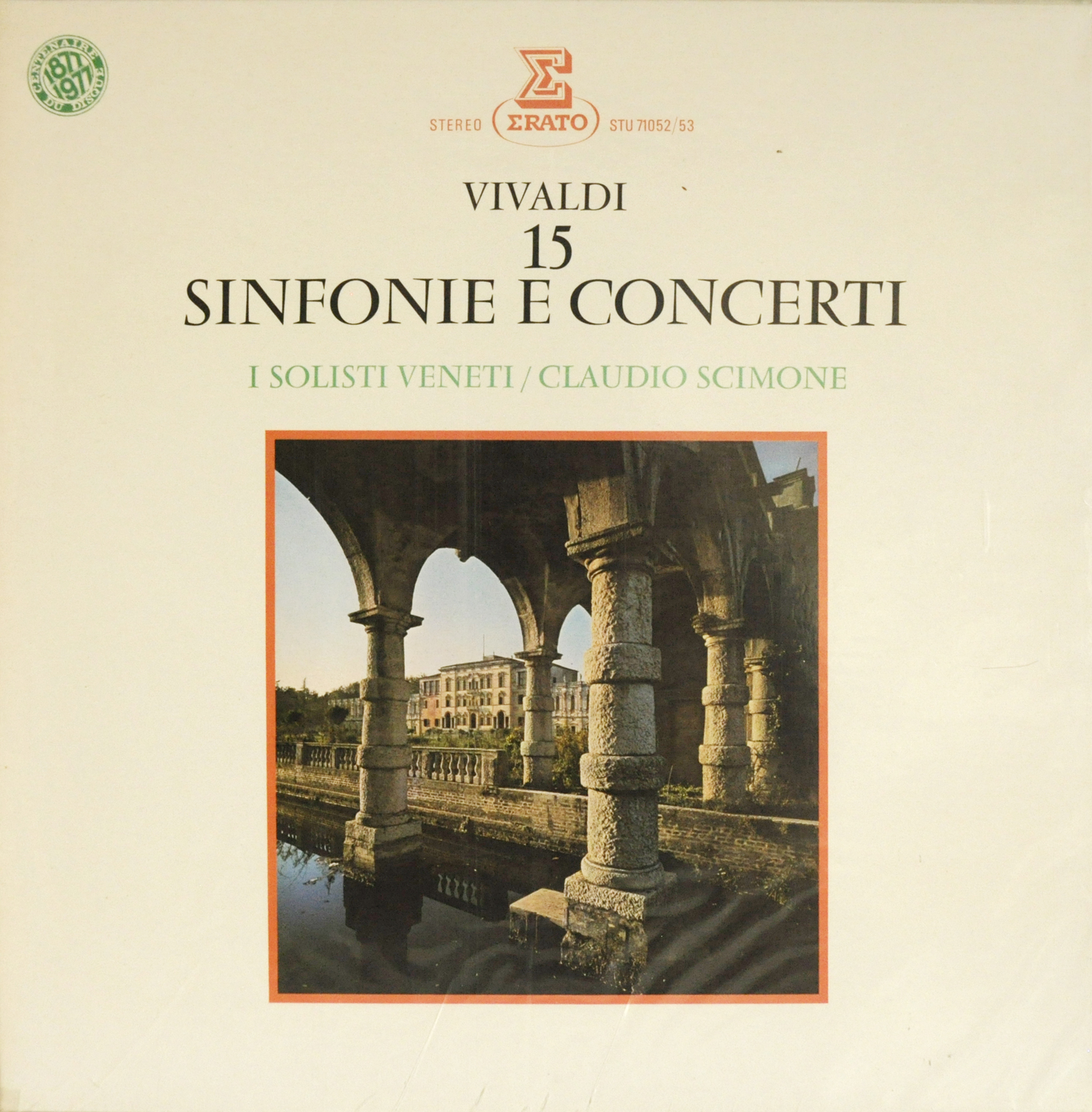 Buy vinyl artist% 15 Sinfonie e Concerti for sale
