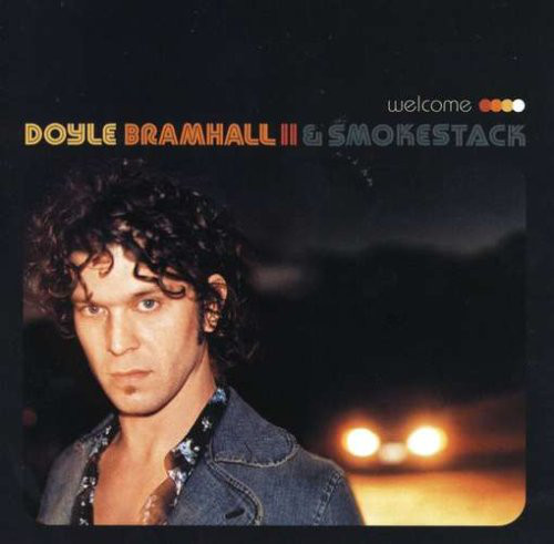 Acheter disque vinyle Doyle Bramhall 2 and Smokestack Welcome a vendre