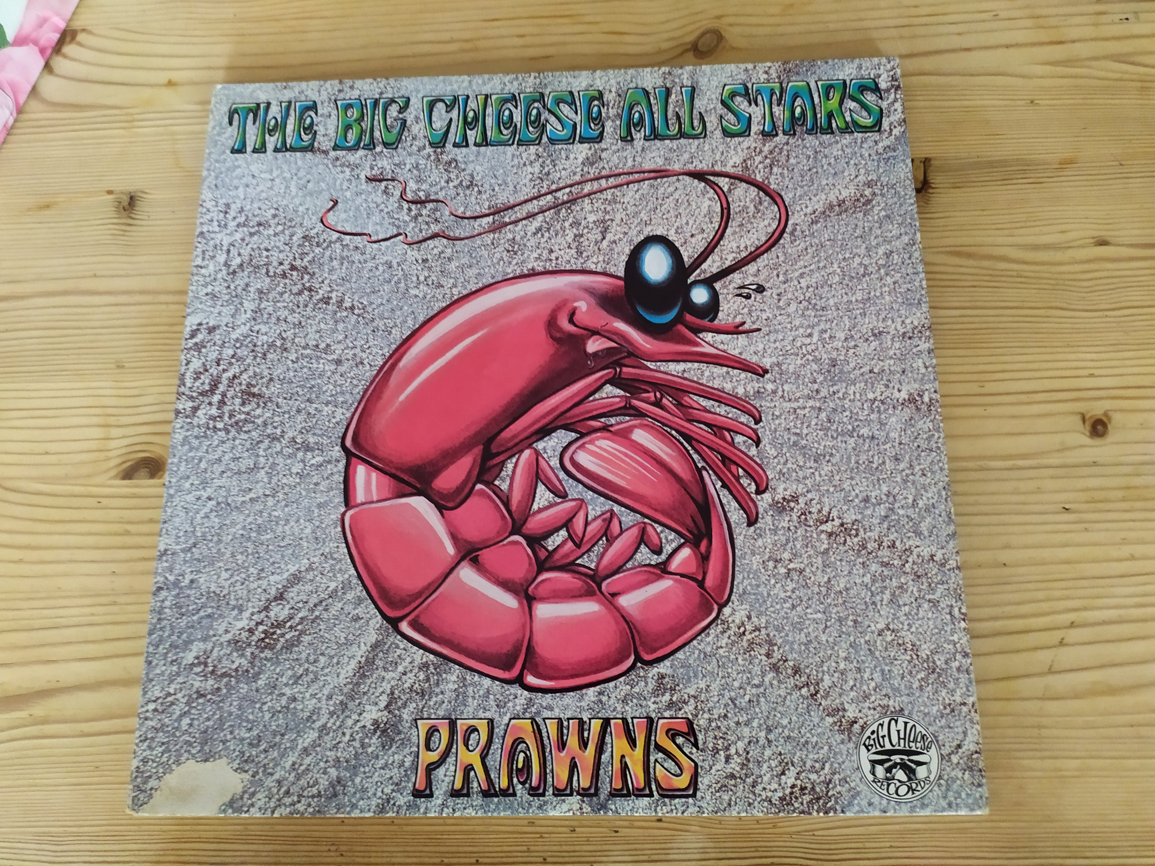 Buy vinyl artist% PRAWNS for sale