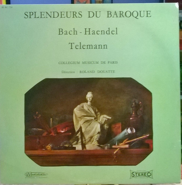 Buy vinyl artist% Les Splendeurs Du Baroque for sale