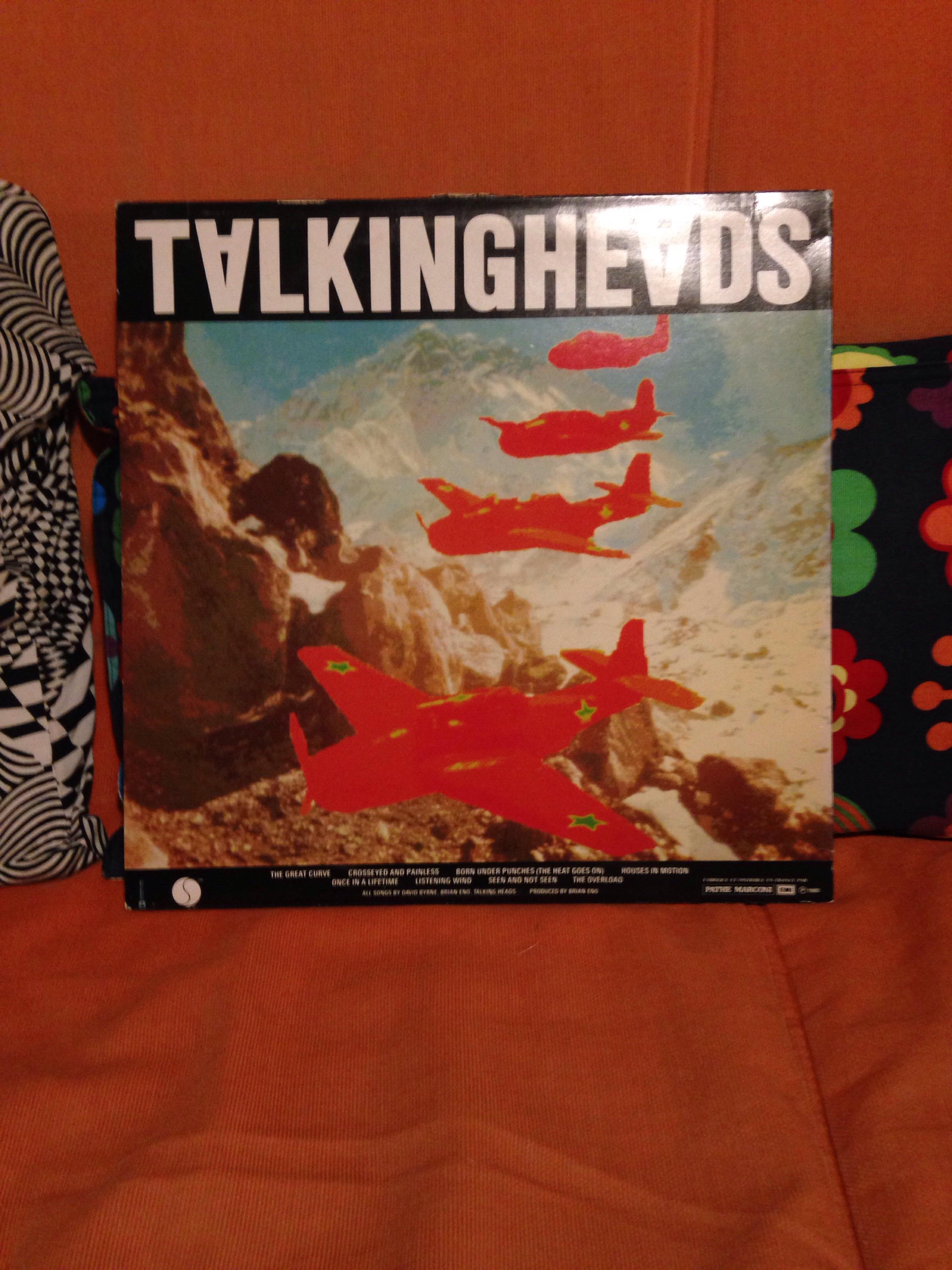 Buy Vinyl Record Remain In Light Of Talking Heads For Sale