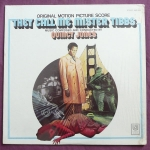 Buy vinyl record Quincy Jones They Call Me Mr Tibbs for sale