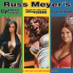 Buy vinyl record Various Russ Meyer's Original Motion Picture Soundtracks: Up! Mega Vixens, Beneath The Valley Of The Mega Vixens, Super Vixens for sale