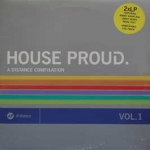 Buy vinyl record Various House Proud. for sale