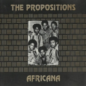 Buy this vinyl record : Africana The Propositions