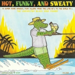 Buy vinyl record Various Hot, Funky And Sweaty for sale