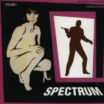 Buy vinyl record Various Spectrum - Thrilling 60's Film Noir Themes for sale