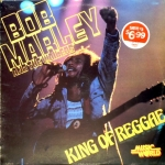 Buy vinyl record Bob Marley & The Wailers The King Of Reggae for sale