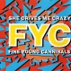 Buy vinyl record Fine Young Cannibals she drives me crazy for sale