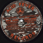 Buy vinyl record DJ Cyclone Acid Fever Records for sale
