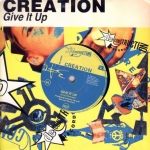 Buy vinyl record CREATION GIVE IT UP for sale