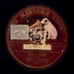 Buy vinyl record MAYFAIR ORCHESTRA I'M GOING BACK TO DIXIE for sale