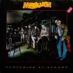 Buy vinyl record MARILLION CLUTCHING AT STRAWS for sale