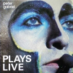Buy vinyl record PETER GABRIEL PLAYS LIVE for sale