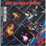Buy vinyl record THE MICHAEL SCHENKER GROUP ONE NIGHT AT BUDOKAN for sale