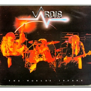 Buy this vinyl record : THE WORLD'S INSANE VARDIS