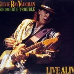 Buy vinyl record STEVIE RAY VAUGHAN LIVE ALIVE for sale