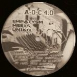 Buy vinyl record Empatysm / Uniko ?– Empatysm Meets Uniko AOC 04 for sale