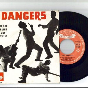 Buy this vinyl record : Rocket bye bye Les Dangers