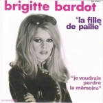 Buy vinyl record Brigitte Bardot La fille de paille for sale