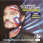Buy vinyl record Johnny Hallyday Tous ensemble for sale