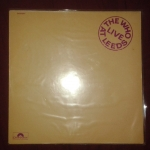 Buy vinyl record The Who Live At Leeds for sale