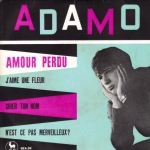 Buy vinyl record Adamo Amour perdu for sale