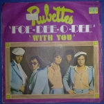 Buy vinyl record rubettes foe-dee-o-dee / with you for sale