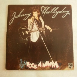 Buy this vinyl record : ROCK A MEMPHIS - 13 TITRES - 1975 - ENCART HALLYDAY JOHNNY