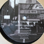 Buy vinyl record lucy & silent servant history survivors for sale