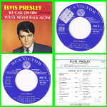 Buy vinyl record Elvis Presley We call on him for sale
