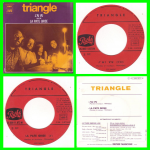 Buy vinyl record Triangle J'ai vu for sale