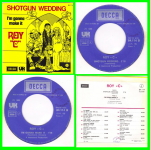 "Buy vinyl record Roy ""C"" Shotgun wedding for sale"
