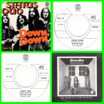 Buy vinyl record Status Quo Down, down for sale