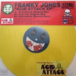 Buy vinyl record franky jones & g-force acid attack ep for sale