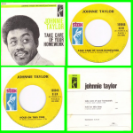 Acheter un disque vinyle à vendre Johnnie Taylor Take care of your homework