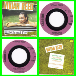 Buy vinyl record Vivian Reed Faith and fire for sale
