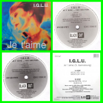 Buy vinyl record I.G.L.U. Je t'aime for sale